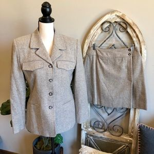Jones New York Blazer & Skirt Set💋💋
